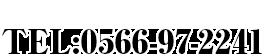 愛知県安城市今池町3-2-35|TEL:0566-97-2241